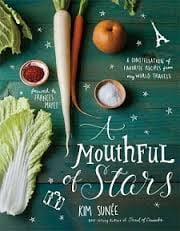 Buy the A Mouthful of Stars cookbook