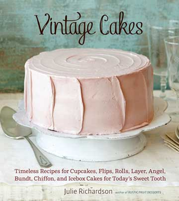 Buy the Vintage Cakes cookbook