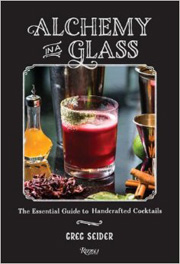 Buy the Alchemy in a Glass cookbook
