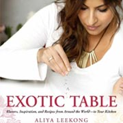 Buy the Exotic Table cookbook
