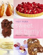 Buy the Sweet Alchemy cookbook