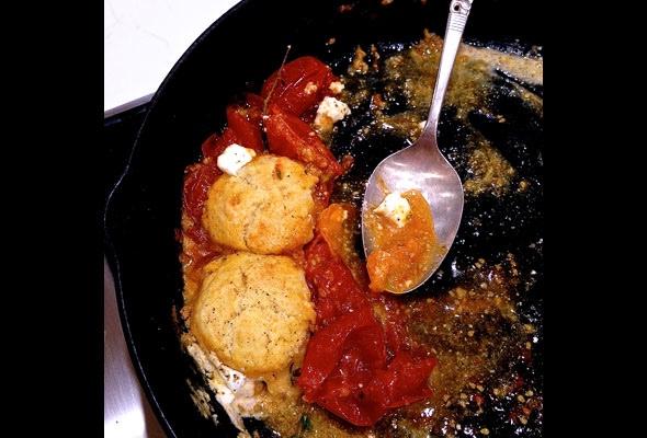 tomato-goat-cheese-cobbler-4