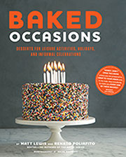 Buy the Baked Occasions cookbook