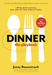 Buy the Dinner: The Playbook cookbook