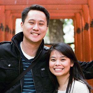 Kim Pham and Philip Shen