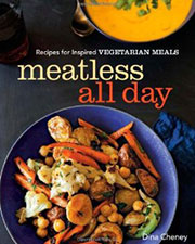 Buy the Meatless All Day cookbook