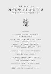 Buy The Best of McSweeney's Internet Tendency