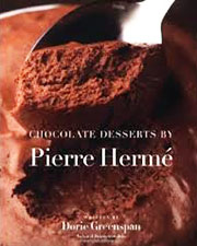 Buy the Chocolate Desserts by Pierre Herme cookbook
