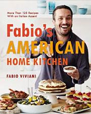 Buy the Fabio's American Home Kitchen cookbook