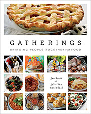Buy the Gatherings cookbook