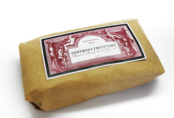 Beekman 1802 Generous Fruitcake