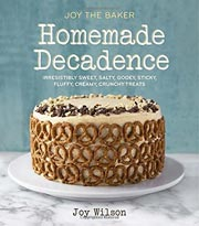 Buy the Joy the Baker Homemade Decadence cookbook