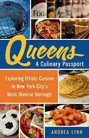 Buy the Queens: A Culinary Passport cookbook