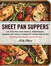 Buy the Sheet Pan Suppers cookbook