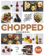 Buy the The Chopped Cookbook cookbook