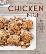 Buy the Williams-Sonoma Chicken Night cookbook