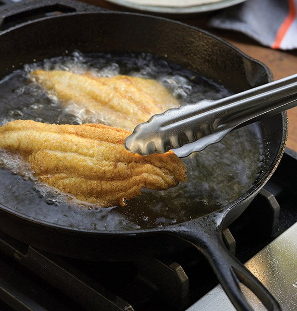 Southern Fried Catfish