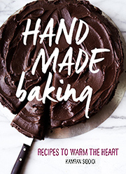 Buy the Hand Made Baking cookbook