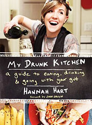 Buy the My Drunk Kitchen cookbook