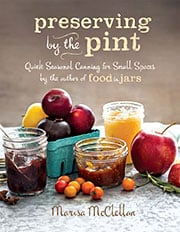 Buy the Preserving by the Pint cookbook