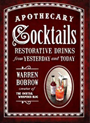 Buy the Apothecary Cocktails cookbook
