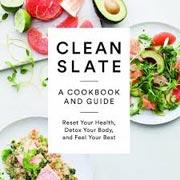 Buy the Clean Slate cookbook