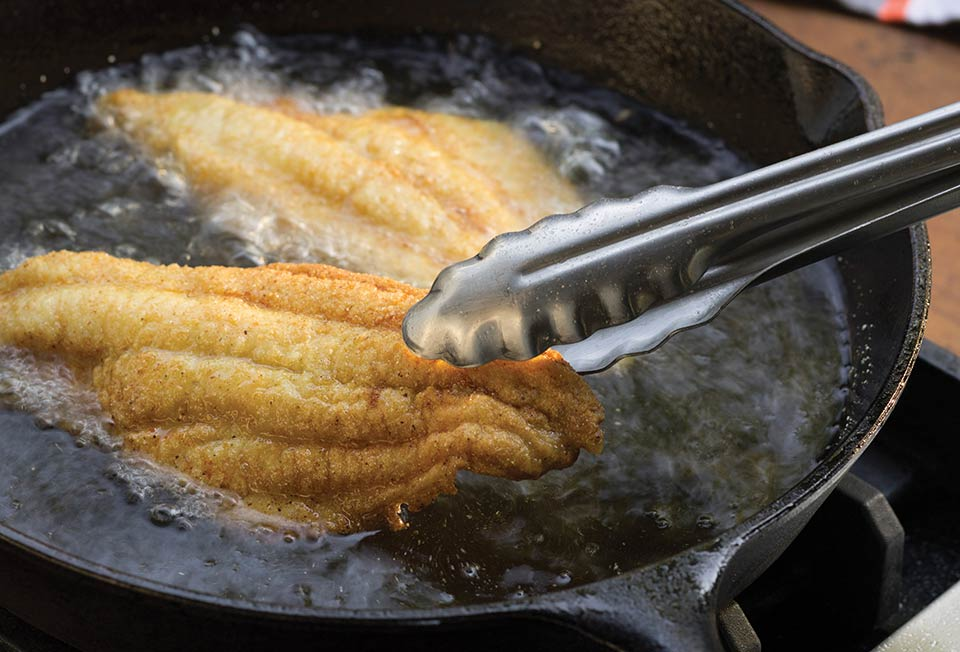 Southern Fried Catfish Recipe Leite S Culinaria