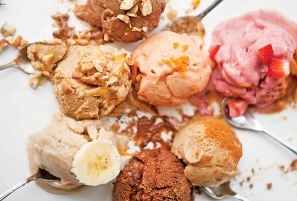 Magic One Ingredient Ice Cream