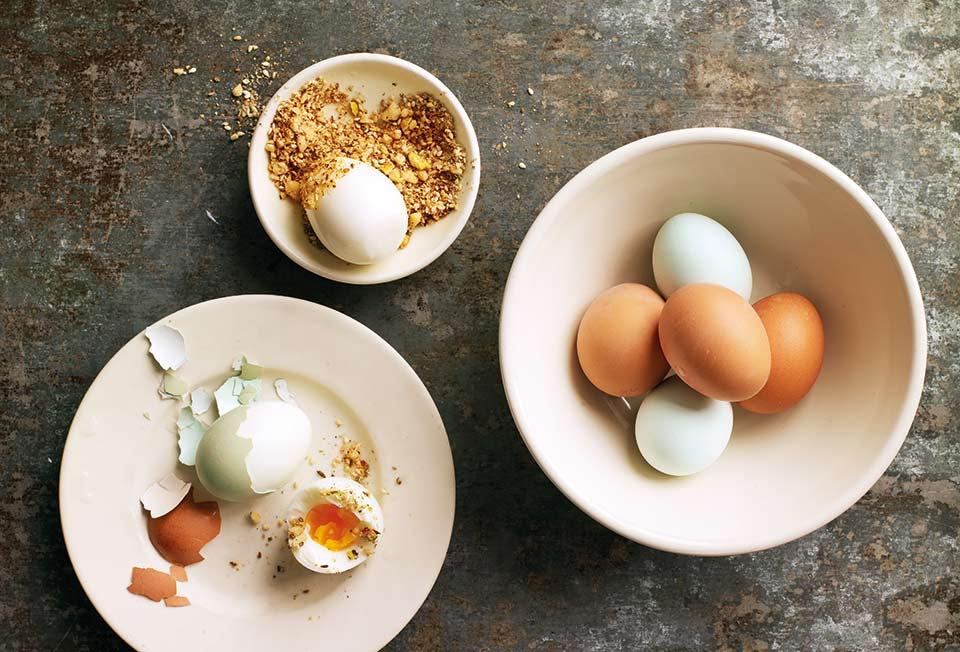 Dukkha with Eggs