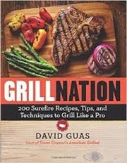 Buy the Grill Nation cookbook
