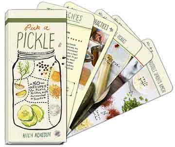 Buy the Pick a Pickle cookbook
