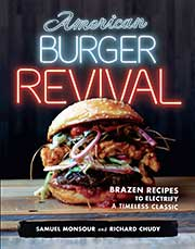 Buy the American Burger Revival cookbook
