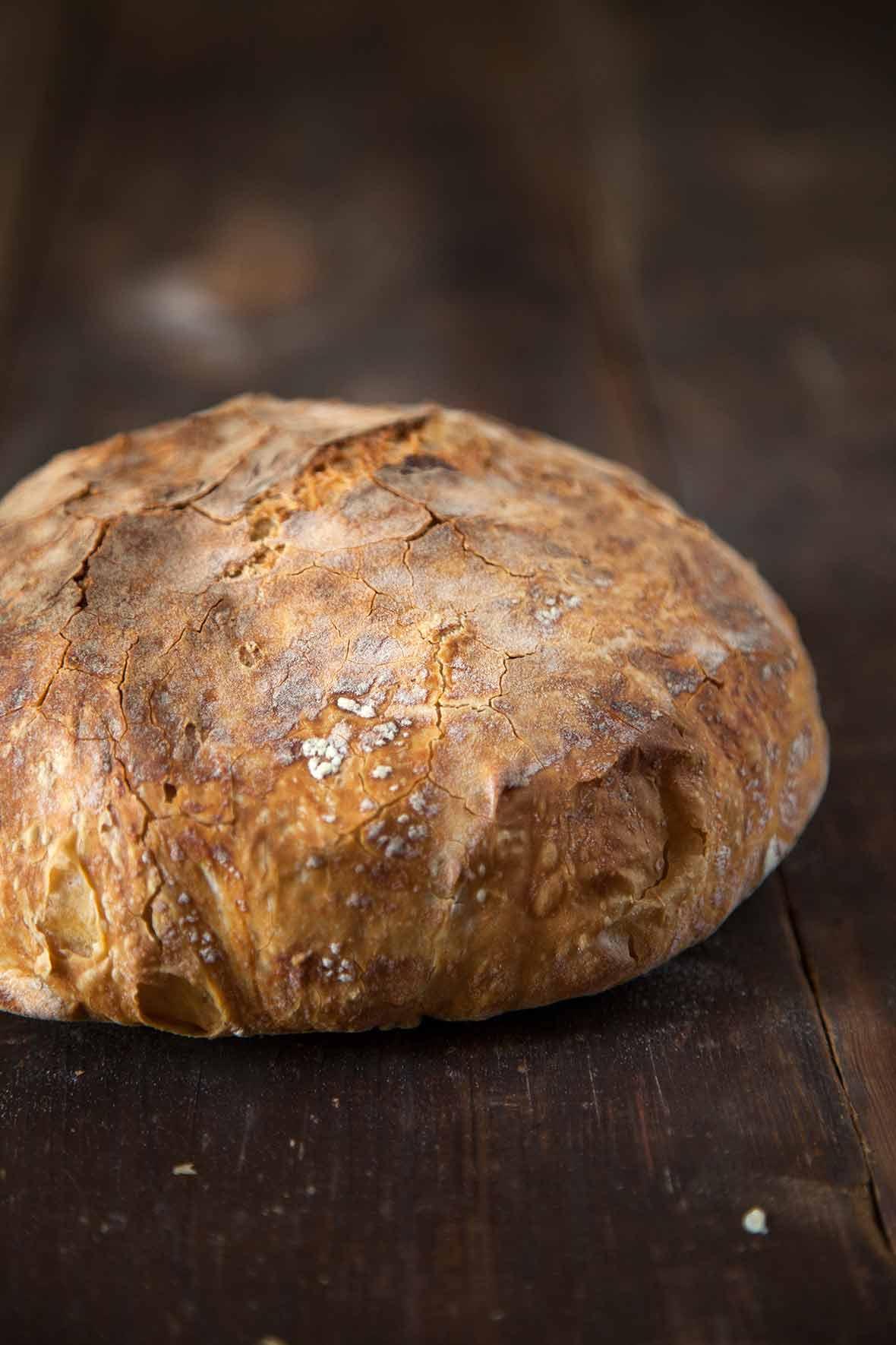 Jim Lahey's Bread