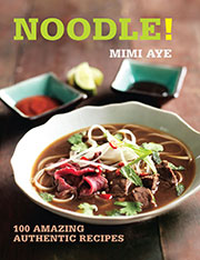 Buy the Noodle! cookbook
