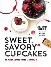 Buy the Sweet, Savory and Sometimes Boozy Cupcakes cookbook