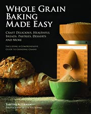 Buy the Whole Grain Baking Made Easy cookbook