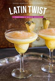 Buy the Latin Twist cookbook