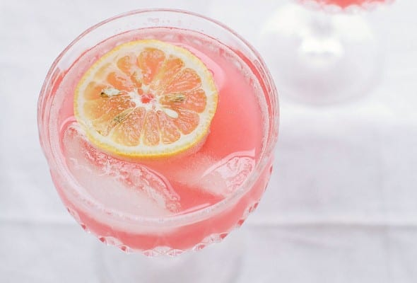 Rhubarb Sour