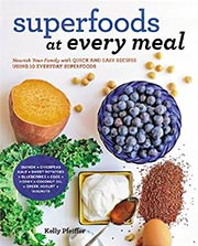 Buy the Superfoods at Every Meal cookbook