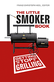 Buy the The Little Smoker Book cookbook
