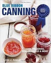 Buy the Blue Ribbon Canning cookbook