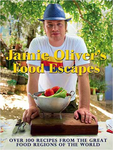 Buy the Jamie Oliver's Food Escapes cookbook