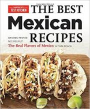 The Best Mexican Recipes Cookbook