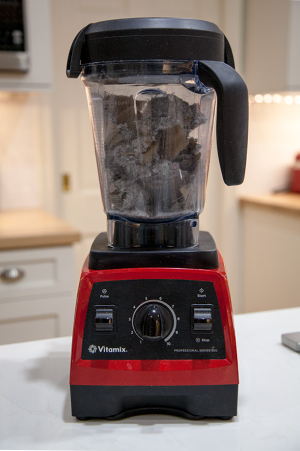 Vitamix Shredder