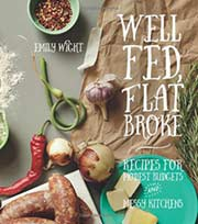 Buy the Well Fed, Flat Broke cookbook
