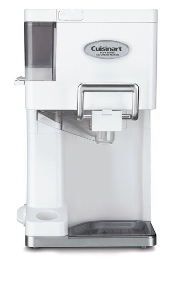 Cuisinart Mix-It-In Soft Serve Ice Cream Machine