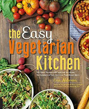 Buy the The Easy Vegetarian Kitchen cookbook