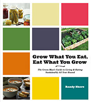 Buy the Grow What You Eat, Eat What You Grow cookbook