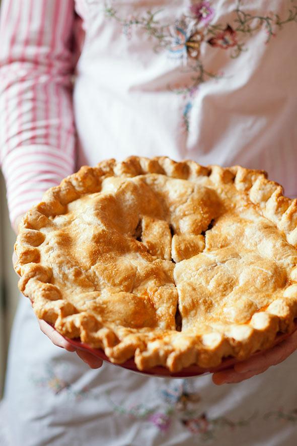 I Blame Pie