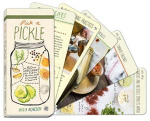 Pick A Pickle Cookbook